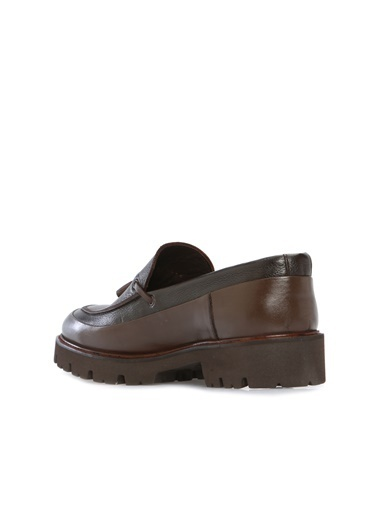 George Hogg Erkek Loafer Ayakkabı 7004260 Kahve